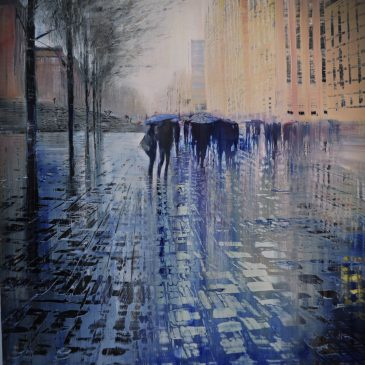 Abstracting Figures in Landscape